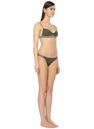 Vix Bikini Üst Haki